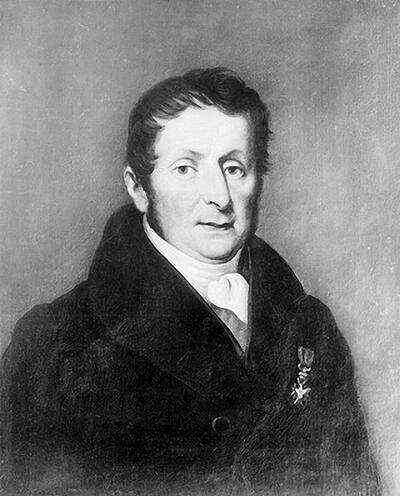 30. Mai 1836: Christian Glenk. Entdecker der Salzvorkommen.