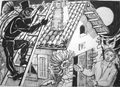 Elsy Hegnauer-Denner, La chanson du ramoneur