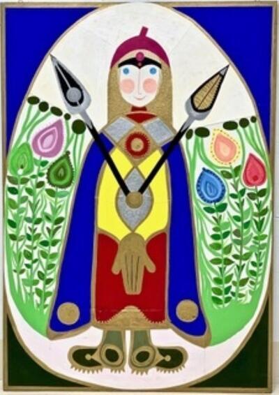 Jeanne d'Arc 2 (Therapiebild 44-2)   Jeanne d'Arc 2