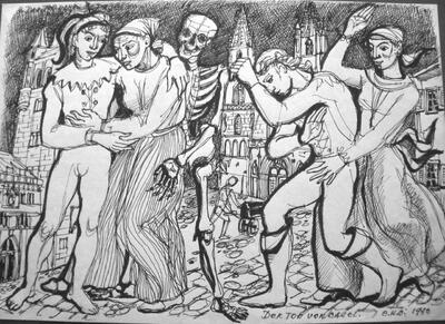 Elsy Hegnauer-Denner, Der Tod von Basel