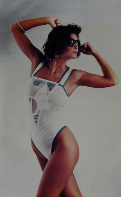 Modefotografie, Originalfotografie, Damenunterwäsche ( Hanro )