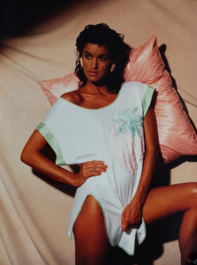 Modefotografie, Originalfotografie Damennachtwäsche (Hanro)