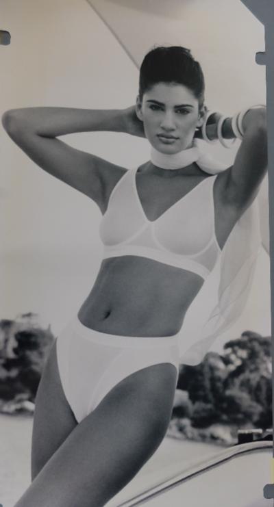 Modefotografie, Originalfotografie, Damenuntewäsche (Hanro)