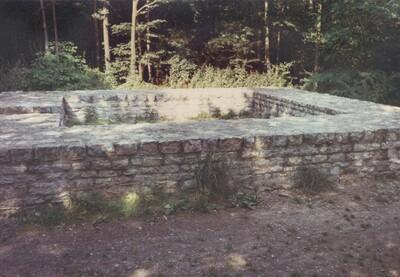 Fotografie | Römischer Wachtturm in der Hard