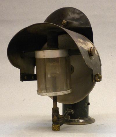 Arbeitslampe / Petrolvergaser