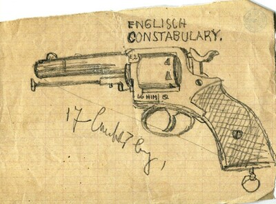 Skizzen, Studien, Revolver