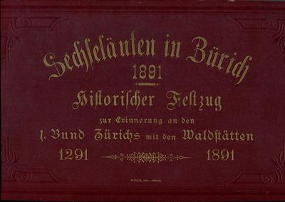 Leporello, Sechseläuten Zürich 1891