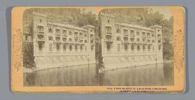 Villa d'Este ou Hotel de S.M.la Reine d'Angleterre, Lac de Como