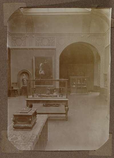 Opstelling van de Spaanse school in zaal 269 in 1926
