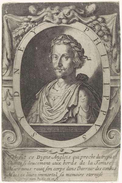 Portret van Philip Sydney