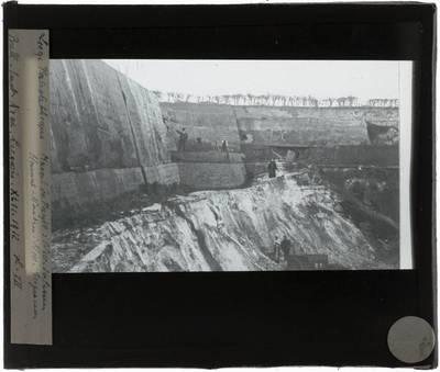 Liège paléolithique. Zicht van 14 November 1911