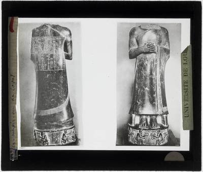 Standbeeld van Ur Ningirsu, zoon van Gudea