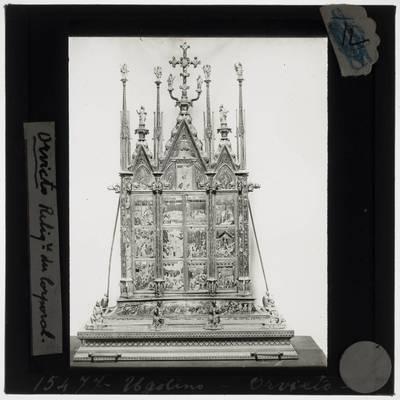 Reliquiario del Corporale di Bolsena