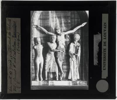 Crucifix met Kruisafneming