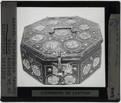 Juwelenkist en reliekschrijn van de Heilige Doornenkroon