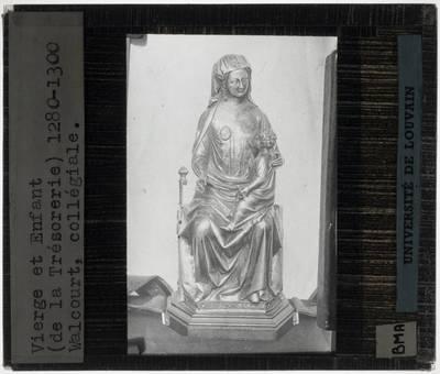 Licuart. Madonna van de Schatkist
