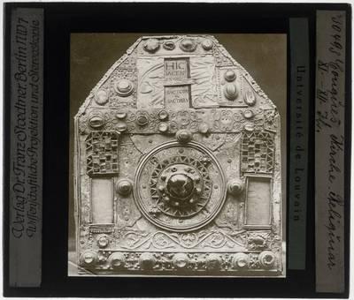 Hexagonaal reliquiarium