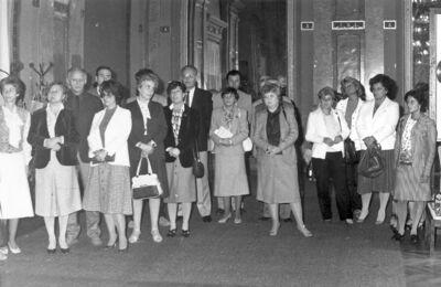 Egykori kereskedelmi kiállítás MKVM Budapest 1986.