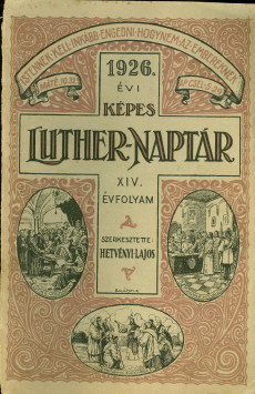 Képes Luther Naptár 1926