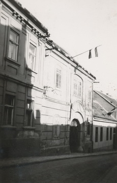 Budenz ház