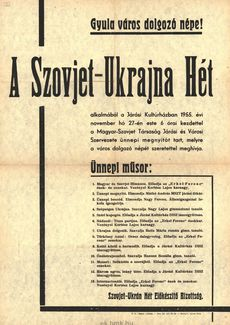 A Szovjet-Ukrajna Hét