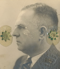 Dr. vitéz Szarka Géza