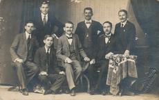 Férfi csoport