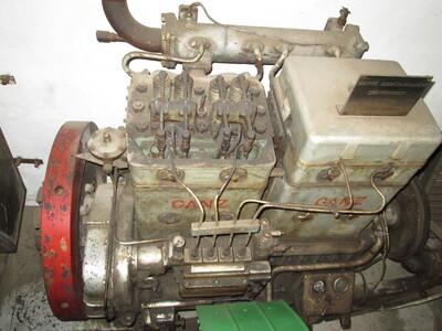 Ganz-Jendrassik típusú generátor