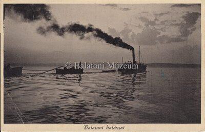Balatoni halászat