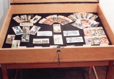 Egykori kereskedelmi kiállítás MKVM Vác 1992.