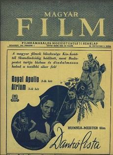 Magyar Film 1941 III. évfolyam 5. szám