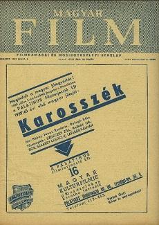 Magyar Film 1939 I. évfolyam 21. szám
