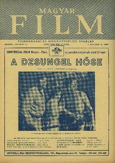 Magyar Film 1939 I. évfolyam 22. szám