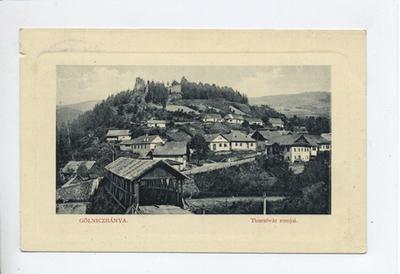 Thurzóvár romjai, Gölniczbánya