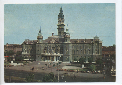 Városi Tanácsház, Győr