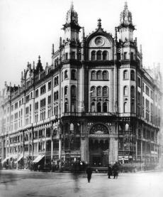 Belvárosi Takarékpénztár RT. Budapest 1892.