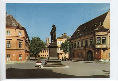 Köztársaság tér, Győr