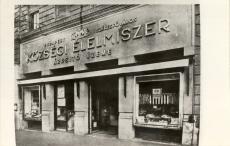 Községi Élelmiszer Árusító Üzem Budapest 1939.