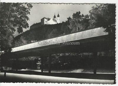 Tihany, Híd.