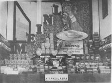 Meinl üzlet Kecskemét 1932.