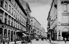 Szenes Ede Fűszer és Csemege Budapest 1915.