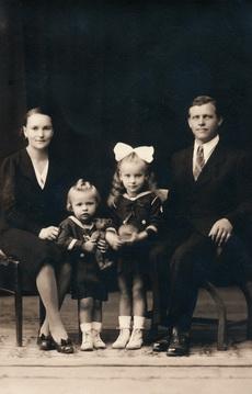 Molnár család