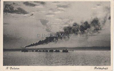 A Balaton Halászhajó