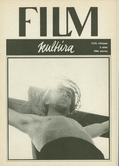 Filmkultúra 1986/3. szám