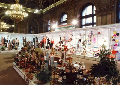 Kiállítás Magyar Áruk Hete 1994.