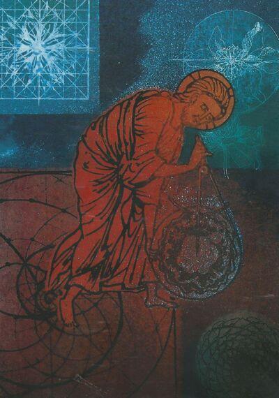Meghívó a II. Kortárs Keresztény Ikonográfiai Biennále - Országos Képző- és Iparművészeti Kiállításra