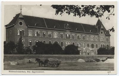 Református főgimnázium, Hódmezővásárhely