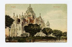 Zsidó templom