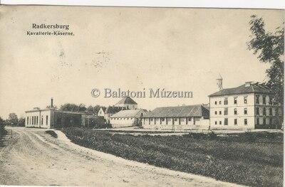 Radkersburg, Kavallerie-Kaserne