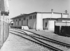 Fűszért raktár Győr 1956.